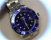 INVICTA Gent's Wristwatch GRAND DIVER 3045